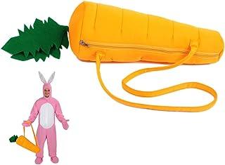 Hasen Tasche Möhre Karotte das Zubehör zum Kostüm Hase