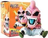 CXNY Dragon Ball Z Vegeta Majin Boo Figure Toy Kid Buu Modello Anime Doll Regalo per Bambini-con sca...
