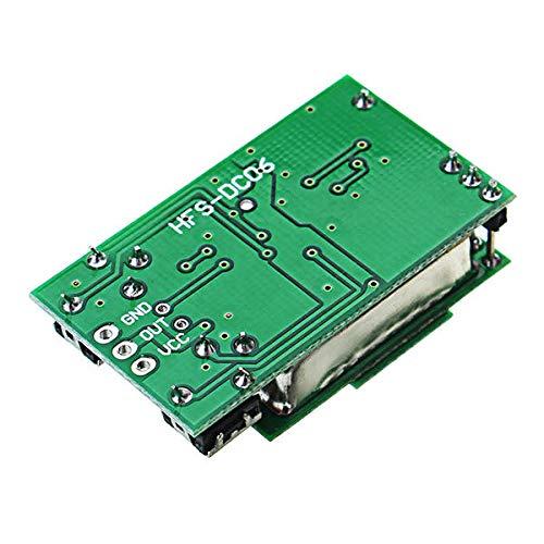Módulo electrónico Módulo de sensor de radar de microondas de 5.8GHz DC 5V ISM Waveband Sensing 12m HFS-DC06 Equipo electrónico de alta precisión