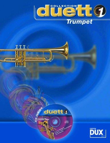 DUX Edition-Duetti para trompeta, partituras de las más cé