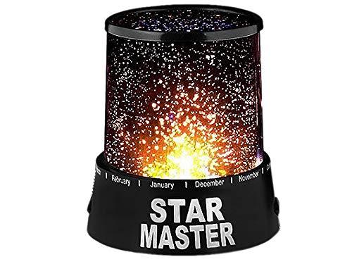 Proyector estrella - lámpara de noche Star Master #827