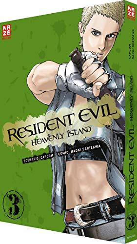 Resident Evil - Heavenly Island - Band 03