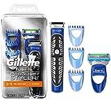 Gillette Fusion ProGlide Styler Multiusos: Maquinilla De Afeitar, Recortadora, Afeitadora, Perfiladora