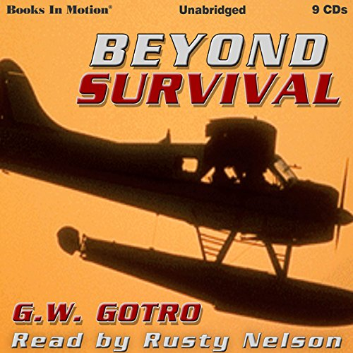 Beyond Survival audiobook cover art