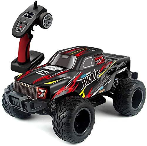 Mopoq RC Auto, 4x4 Crawlers Allradantrieb Leidenschaft Drift Fernbedienung Auto Off-Road Racing Graffiti Auto High...