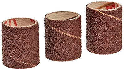 Ali Industries 6078 3-Pack 3/4x1-Inch Coarse Resin Cloth Sleeve