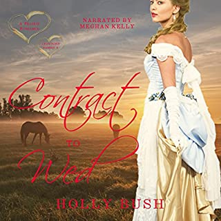Contract to Wed audiobook cover art