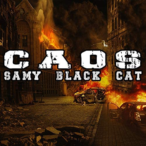 Samy Black Cat