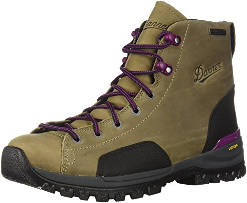 """Danner Women's Stronghold 5"""" Construction Boot, Brown, 8.5 M US"""