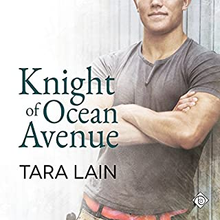Knight of Ocean Avenue cover art