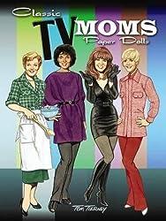 tv celebrity mom paper dolls