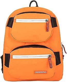 Kwok Fashion Unisex Casual Backpack Student Bag Large Capacity Backpack Shoulder Bag Leisure Bag Travel Bag Student Bag