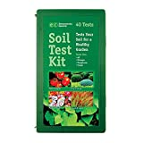 Luster Leaf Products Luster Leaf 1662 Professional Soil Kit with 40 Tests, Green