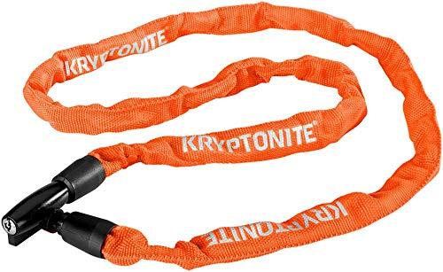Kryptonite(クリプトナイト) キーパー 411 キー チェーン Keeper 411 Key Chain ロック LKW28902 オレンジ