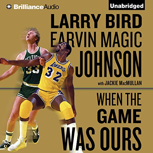 When the Game Was Ours audiobook cover art