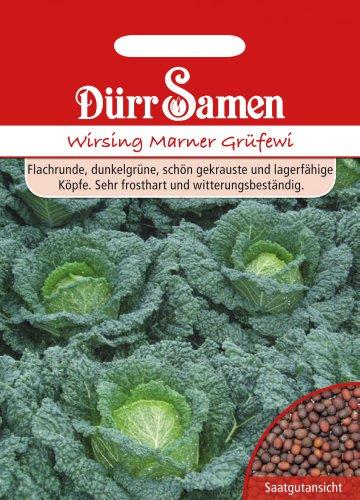 Dürr-Samen Wirsing Marner Grüfewi