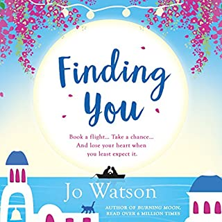 Finding You     Destination Love, Book 3              De :                                                                                                                                 Jo Watson                               Lu par :                                                                                                                                 Carly Robins                      Durée : 9 h et 43 min     Pas de notations     Global 0,0