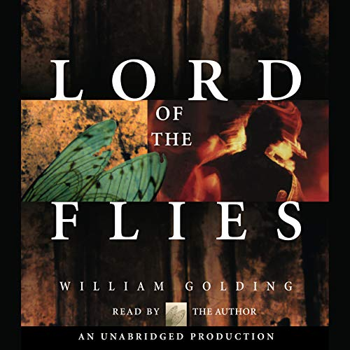 Lord of the Flies audiobook cover art