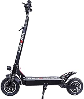 NANROBOT D4+ Foldable Lightweight 2000W Electric Scooter with Top Speed of 40 MPH andTraveling up to 45 Miles Range