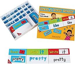 read it build it write it sight words