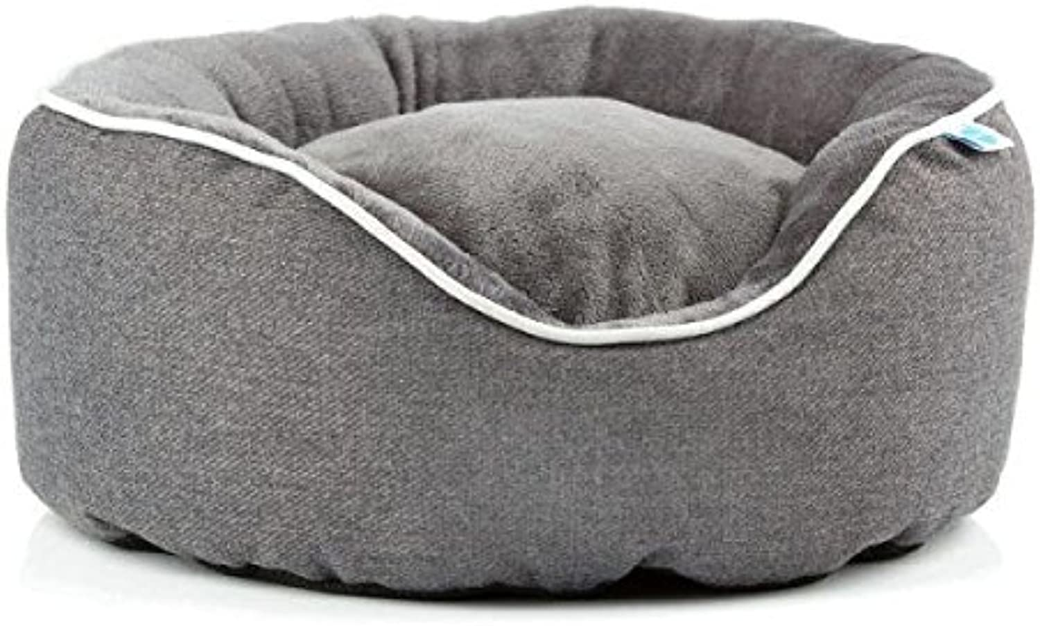Messy Cats Studio Plus Collection, Bolster Bed