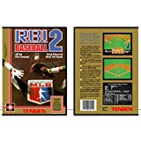 R.B.I. Baseball 2 | NES - Game Case