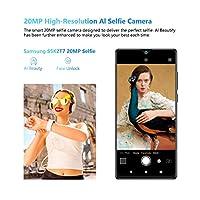CUBOT P40 Smartphone 6.2 Pollici HD+ Waterdrop Android 10 4GB 128GB Quad Camera Batteria 4200mAh Supporto NFC Face ID Dual SIM Cellulare Nero #6