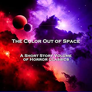 The Color Out of Space audiobook cover art