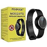 PINPOXE Bracelet Anti-Moustique, Bandes Anti-Moustiques, Anti-moustiques Bracelet, Poignet...