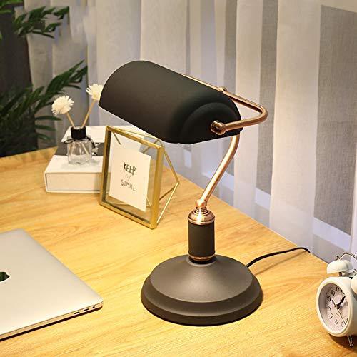 HHYHOME Minimalista Minimalista banquero lámpara Creativa Personalidad Mesa luz luz luz lámpara de Mesa de Fuente para Escritorio de Dormitorio Tienda de música