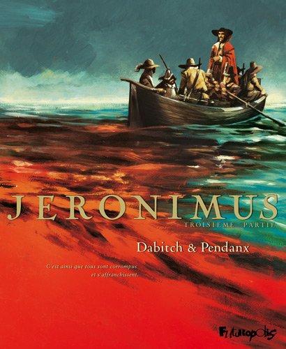 Jeronimus (Tome 3-L'île)