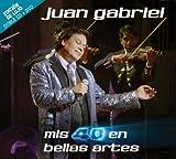 Mis 40 En Bellas Artes [Deluxe Edition] [2CD/1DVD]