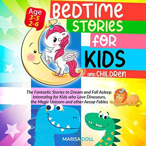 Bedtime Stories for Kids and Children cover art