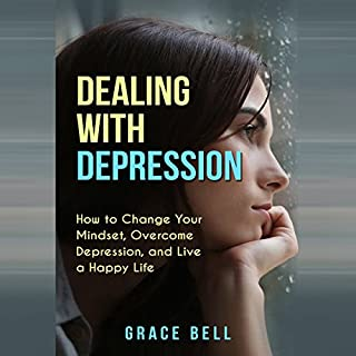Dealing with Depression audiobook cover art