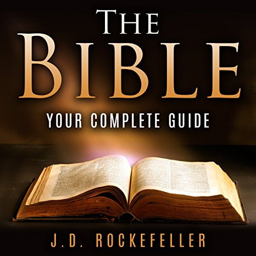 The Bible: Your Complete Guide audiobook cover art