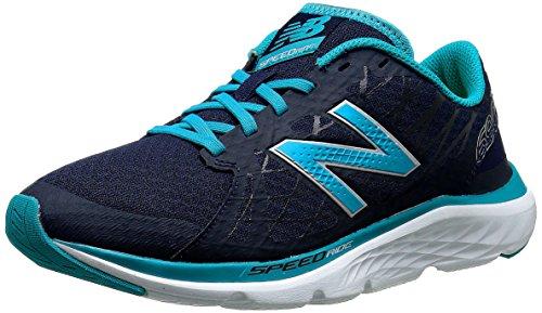 New Balance Women's 690 V4 Running Shoe, Pigment/Sea Glass, 6.5 B US