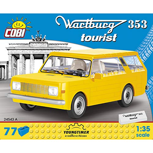 Cobi GmbH Wartburg 353 Tourist