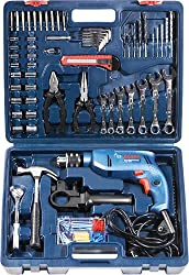 Bosch GSB 550 Mechanic Kit Professional,Bosch,GSB 550,Drill machine for home,Drill machine with kits