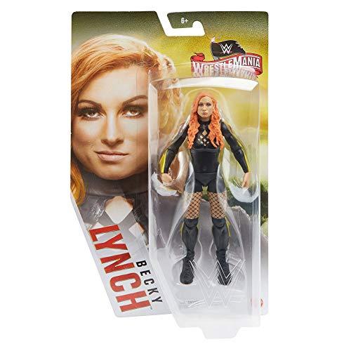 WWE Wrestlemania 6-inch (15.24 cm) Action Figure, Becky Lynch