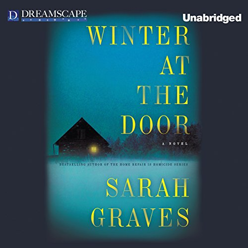 Winter at the Door audiobook cover art