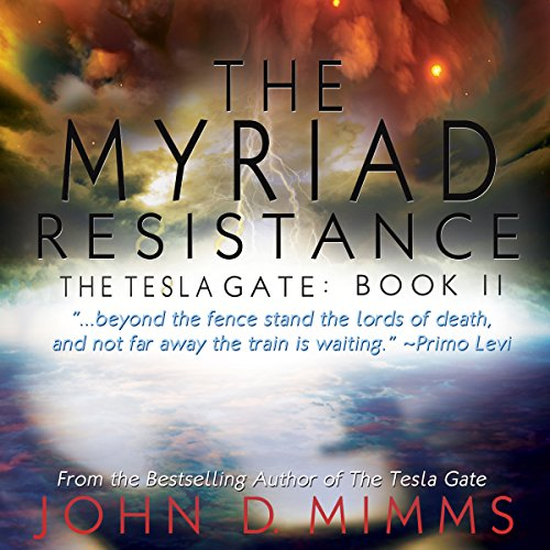 The Myriad Resistance audiobook cover art
