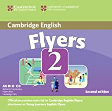 Cambridge Young Learners English Tests Flyers 2 Audio CD: Examination Papers from the University of Cambridge ESOL Examinations