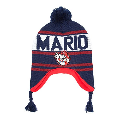 Bioworld Bonnet de Ski Nintendo Super Mario