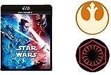 【Amazon.co.jp限定】スター・ウォーズ/スカイウォーカーの夜明け MovieNEX(SWブラック・パッケージ、アウターケース付き)(丸眞コラボレーション企画 オリジナルもちもちクッション付き) [ブルーレイ+DVD+デジタルコピー+MovieNEXワールド] [Blu-ray]
