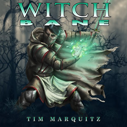 Witch Bane audiobook cover art