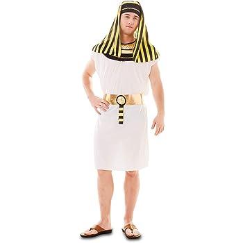 EUROCARNAVALES Disfraz Fyasa 702799 de faraón, talla grande ...