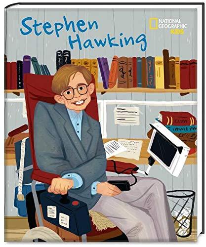 Total genial! Stephen Hawking: National Geographic Kids
