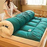 NNLX Colchón de Piso Plegable, Tatami futón colchones, colchón Almohadilla de Tatami Alfombrilla de Dormir para Dormir...