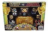 Treasure X: Kings Gold - Heroes VS Shadows Playset w/ Guaranteed Real Gold Dipped Treasure Inside - Toys, Ages 5+