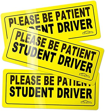 Automotive sign